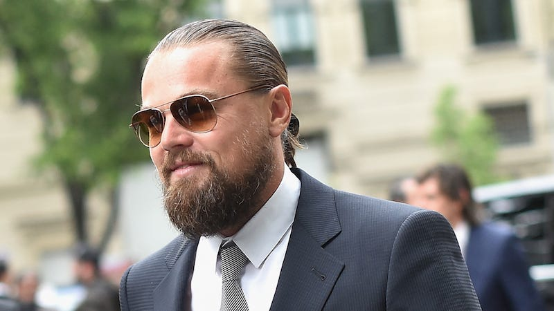 Illustration for article titled Tabloid Ordered to Pay Leonardo DiCaprio Over False Rihanna Pregnancy News
