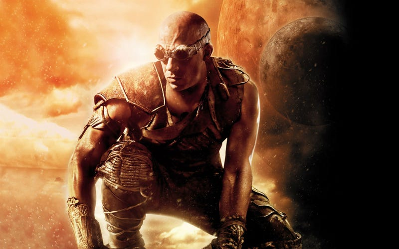 Illustration for article titled Vin Diesel Has a New TV Deal and It'll Usher in the Return of Riddick
