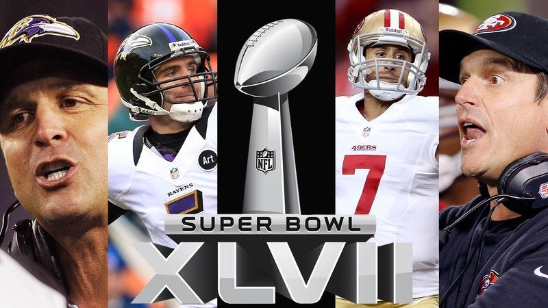 Illustration for article titled Onion Sports' Guide To Super Bowl XLVII