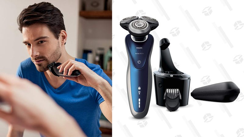 Philips Norelco Electric Shaver 8900 | $130 | Amazon