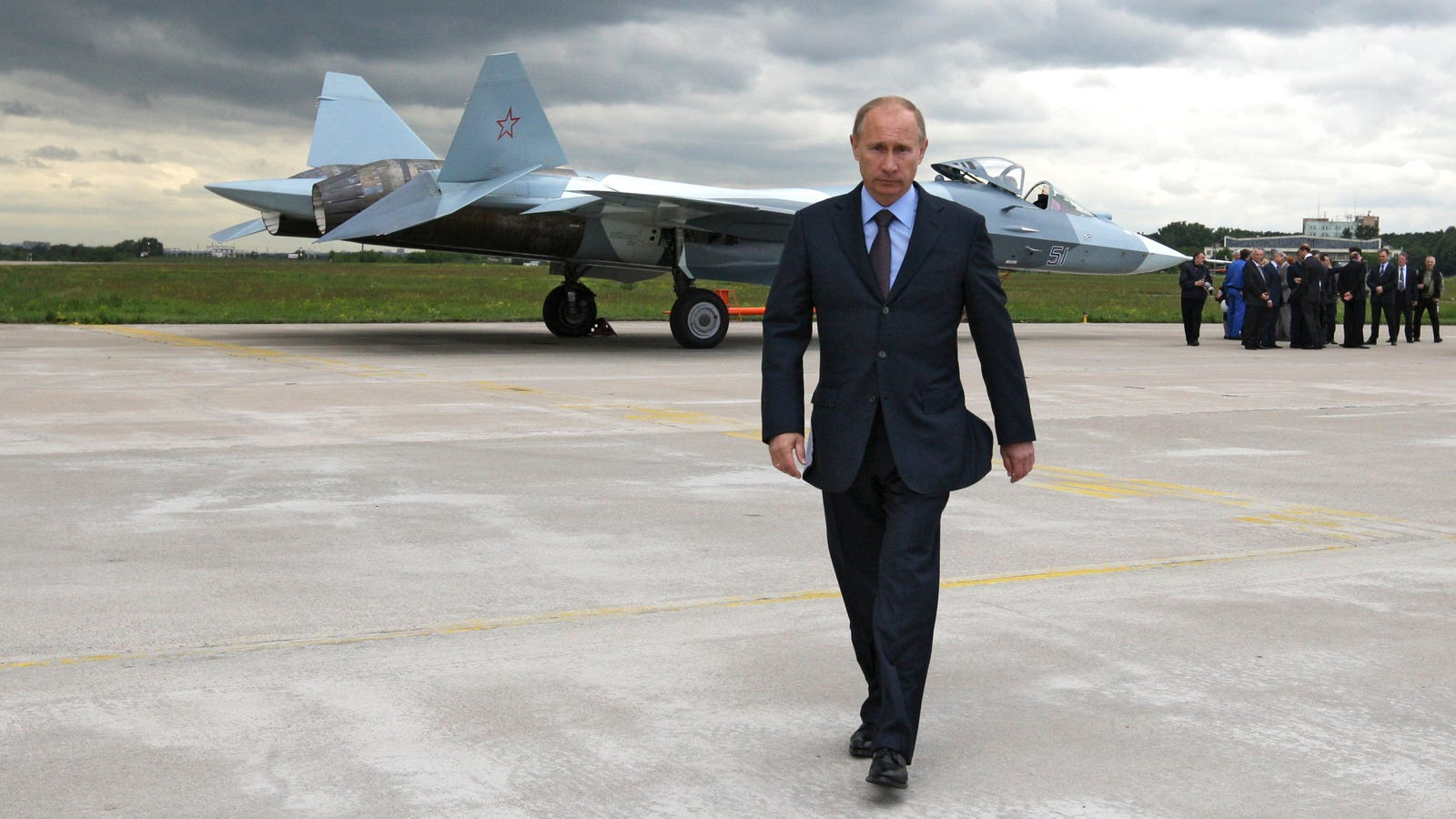Russia Can't Afford To Buy Its New Super Weapons