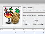 Illustration for article titled ProcessRenicer Changes Your Mac Apps' CPU Priority