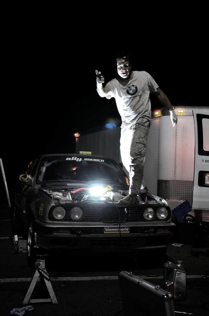 Gallery: $500 Craigslist Rally Car Goes To Rally School
