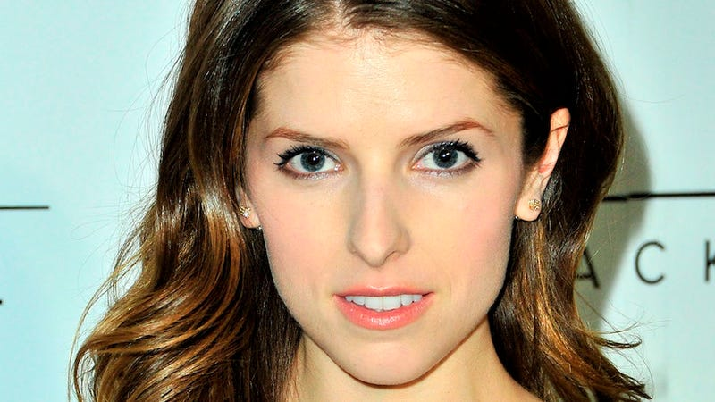 Illustration for article titled Anna Kendrick Says 'Feminism' Has Basically 'Become a Curse Word'