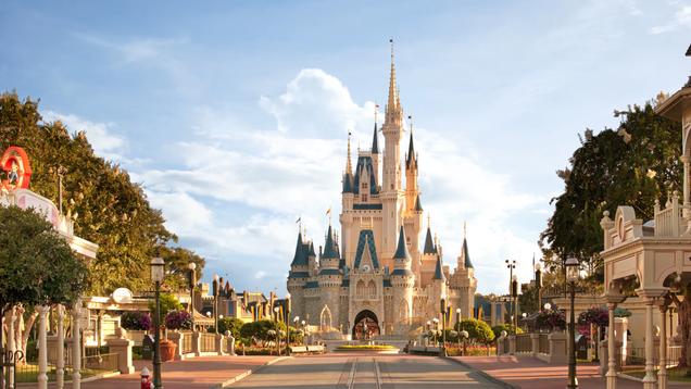 Take a Virtual Trip to Disney World