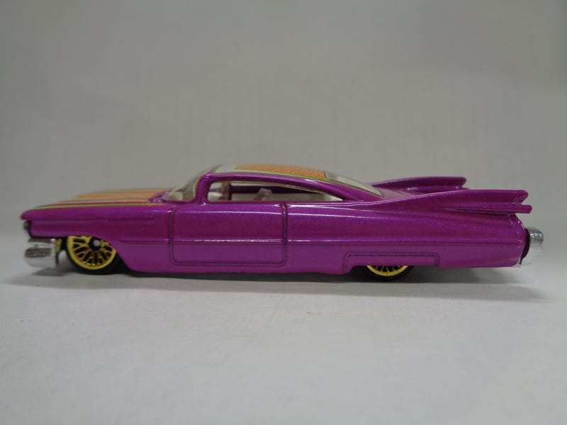 Illustration for article titled CUSTOM '59 CADILLAC