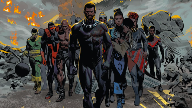 Black Panther Writer Ta-Nehisi Coates Wants Better for Creators Bringing These Stories to Life