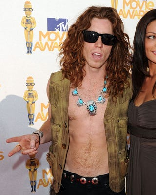 Illustration for article titled The Worst Experience Of Shaun White's Life? A Video Game