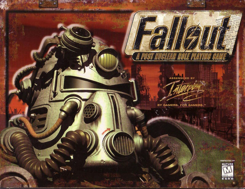 Illustration for article titled How A Dark Time-Traveling Fantasy Game Became the Original Fallout
