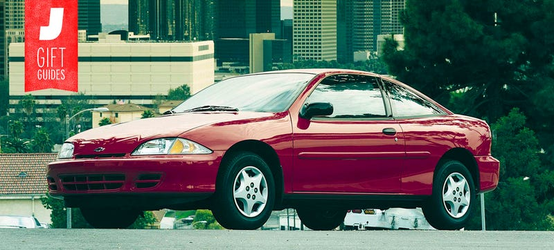 Illustration for article titled The Ultimate Gift Guide For Chevrolet Cavalier And Pontiac Sunfire Owners