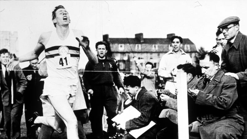 Illustration for article titled Roger Bannister, The First Man To Run A Sub-4:00 Mile, Is Dead