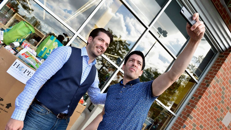 The Property Brothers Are Two And Tall Boys Who Sort Of Know How To Do Home Renovation They Also Illusionistusicians