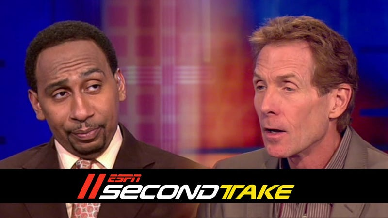 Illustration for article titled Why ESPN Should Worry About First Take's Ratings Slide