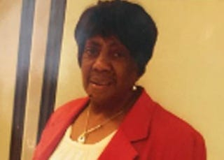 Family Handout81-year-old Iola Burress was shot outside her home Friday.