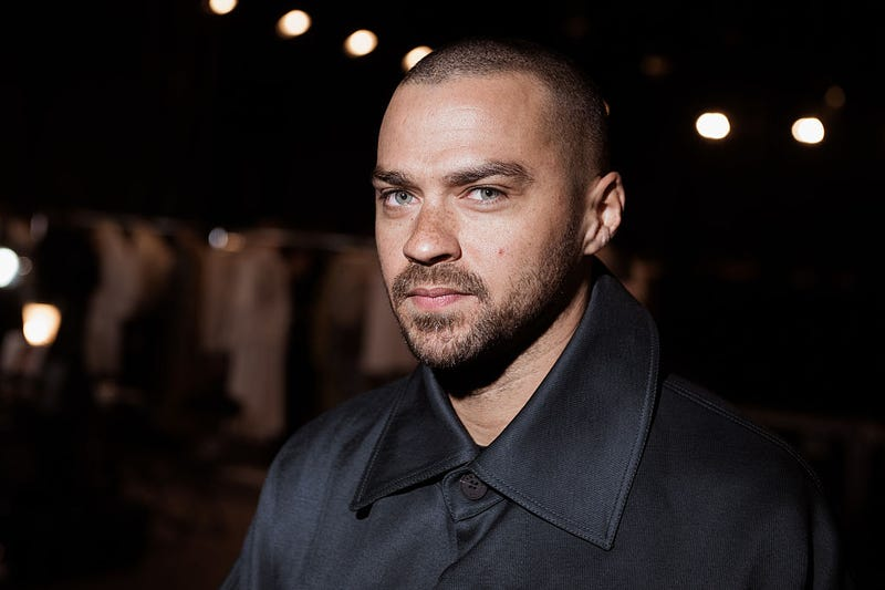 Jesse Williams (Francois Durand/Getty Images)