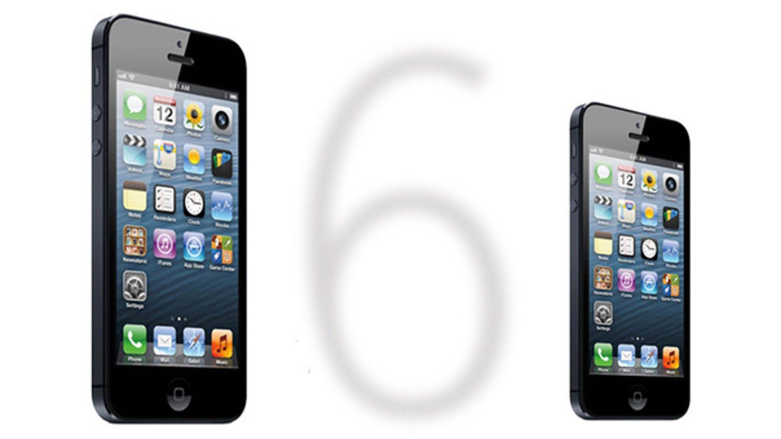 daa2895f335 ¿Cómo será el iPhone 6? Esto es todo lo que se conoce (actualizado)