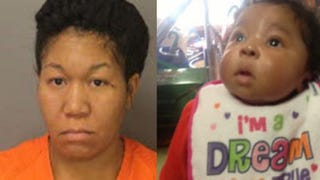 Andrea Walker and 7-week-old Aniston WalkerMemphis Police Department