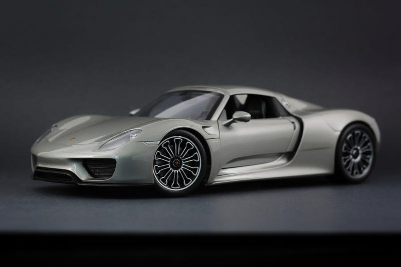 Illustration for article titled LaLD Rennsport Reunion: Porsche 918