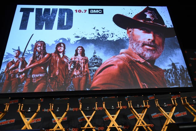 Verizon Is Giving Away AMC+ Before The Walking Dead Premiere—With a Catch