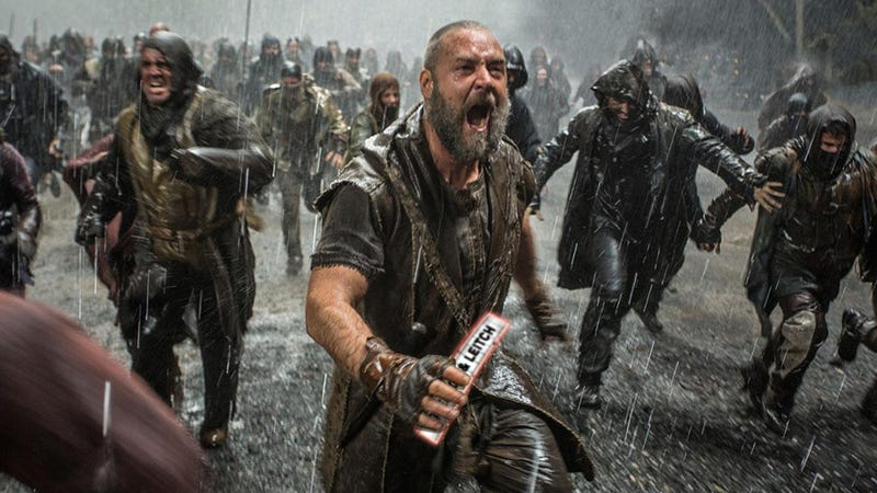 Illustration for article titled Noah Is My Favorite Filmmaker's Biggest Success, And I Hate It