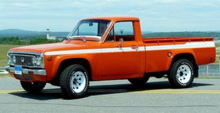 Illustration for article titled How About $20,000 For A Sweet 1975 Mazda Rotary Pickup?