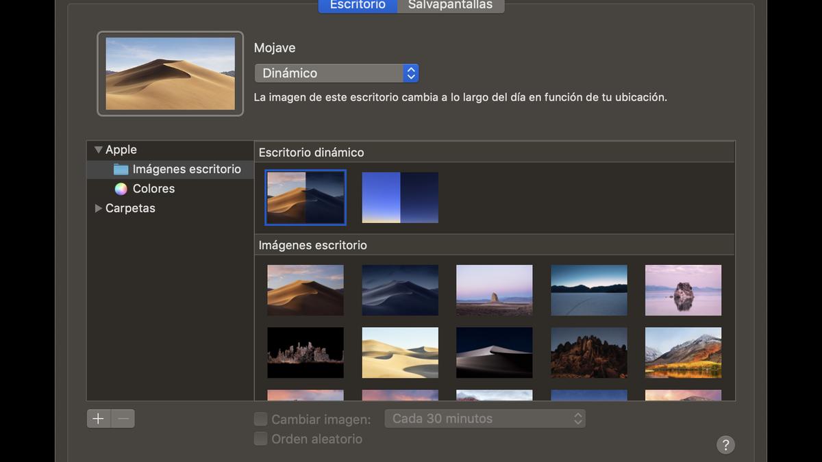 15 funciones y novedades de macOS Mojave que tienes que probar