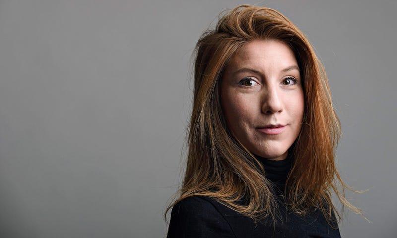 La periodista sueca Kim Wall. Imagen: Getty