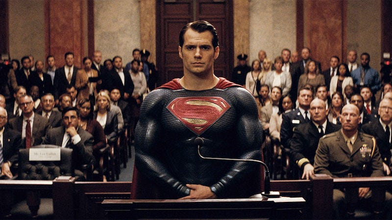 Image: Batman v Superman, WB