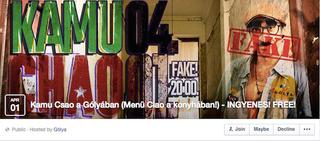 Illustration for article titled Hát persze, hogy nem lesz Manu Chao-koncert a Gólyában