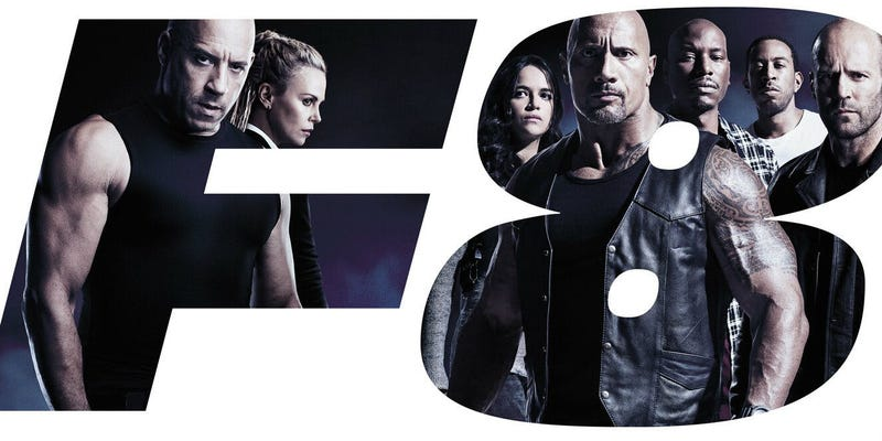 Illustration for article titled [UPDATED] I'm WatchingThe Fate of the Furious Tonight