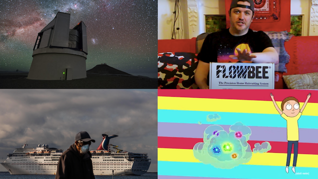 Flowbee Haircuts, Abominable Cruises and Self-Driving Telescopes: Best Gizmodo Stories of the Week