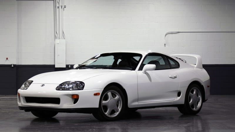 That Nearly Perfect 1994 Toyota Supra Sold For $80,500