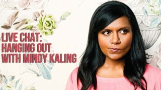 Illustration for article titled Mindy Kaling Visits Jezebel, Takes Your Questions