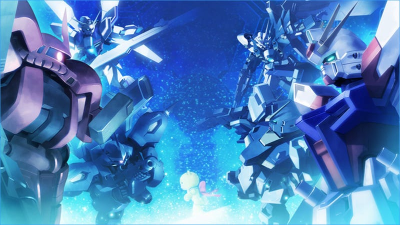 Illustration for article titled Gundam Build Fighters: Series Review by Aznablesange