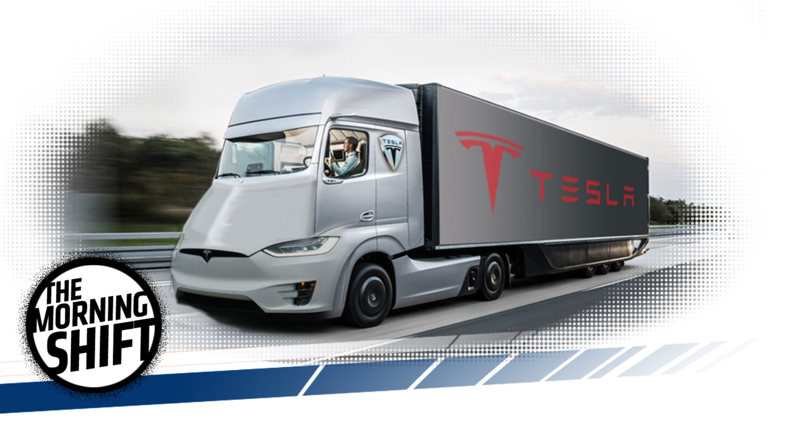 Tesla's Electric Big Rig Is Still No Match For Dirty Diesel Trucks: Report