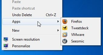 Illustration for article titled Your Menu Adds Your Favorite Apps to the Windows Context Menu