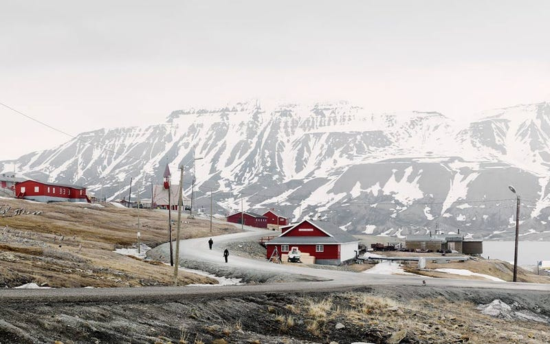How the Arctic Seed Vault and Apocalypse Entwine With Climate Change