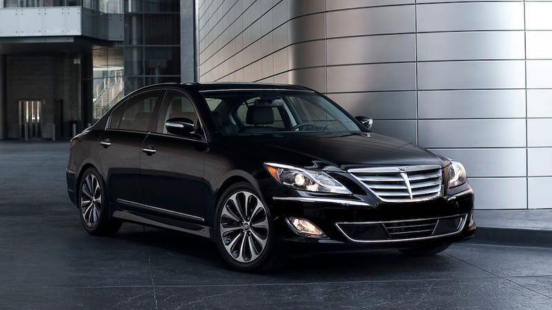 Hyundai Genesis   R Spec Cars For Sale
