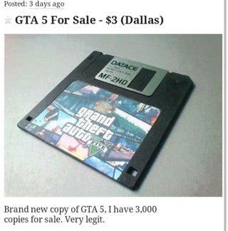 Illustration for article titled Best Deal Anywhere for GTA V!