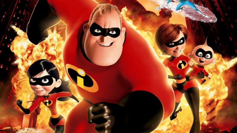 The Incredibles 2 Will Start Right Where The First Movie Left Off