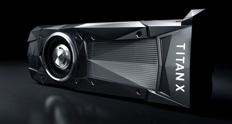Illustration for article titled Nvidia's New $1200 GPU Is Just Silly