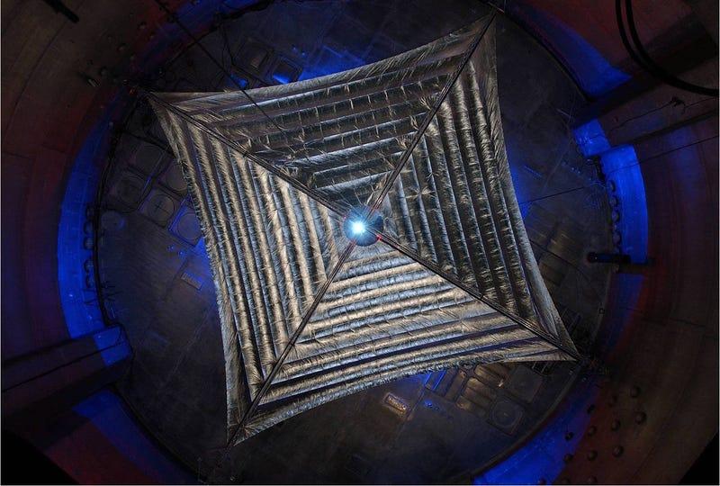Illustration for article titled La vela solar más grande del mundo llegará al espacio en 2014