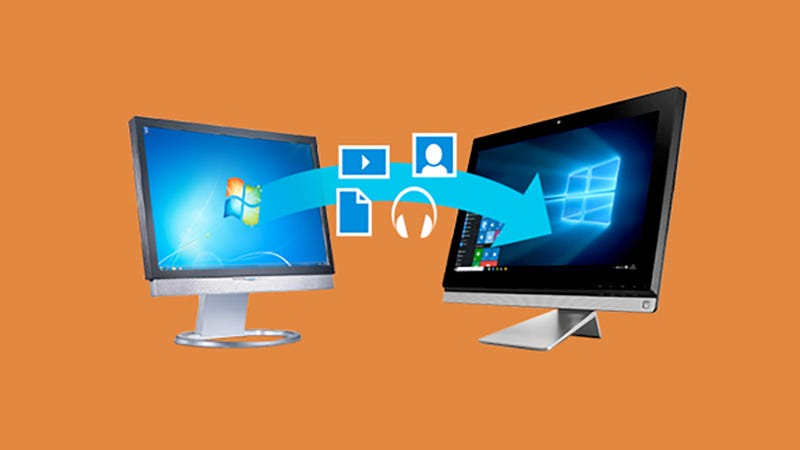 How to Transfer Files From PC to PC or Mac to Mac