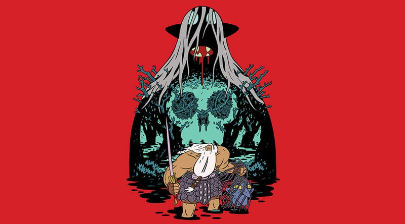 You should read head lopper on october 5 the first volume of a comic called head lopper will be released if you missed its 2015 16 run and have any interest whatsoever in cool and voltagebd Images