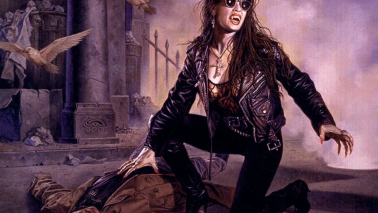 All 13 Vampire Clans From Vampire The Masquerade Rpg Ranked
