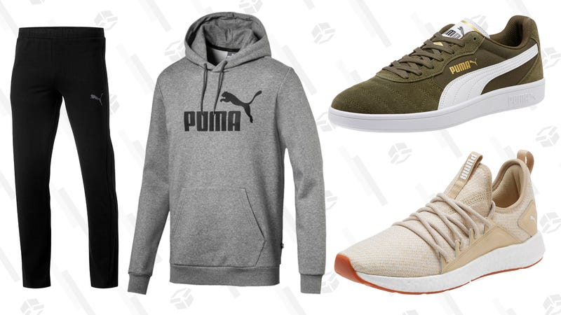 Extra 20% Off Men's Sale | PUMA | Promo code POPS19