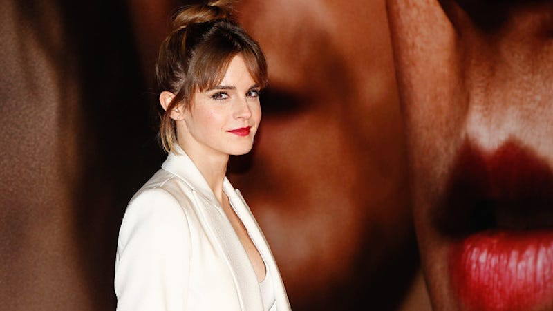 Illustration for article titled Emma Watson Takes a Year Off to Focus on 'Personal Development'