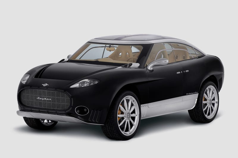Illustration for article titled Spyker D8 to be born again in 2014