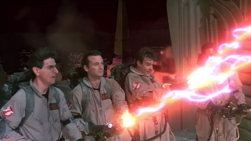 Screenshot: Ghostbusters (Columbia)