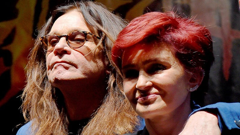 Illustration for article titled Is Ozzy and Sharon Osbourne's Split 2016's Weakest Conspiracy Theory? (Yes.)